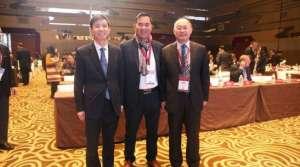 必美地板受邀出席第五届世界地板大会 构建全板行业发展新格局宿迁